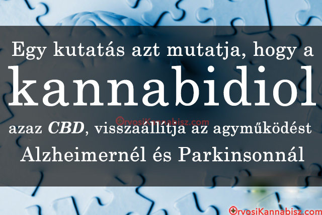 CBD Alzheimer and Parkinson - HUN2
