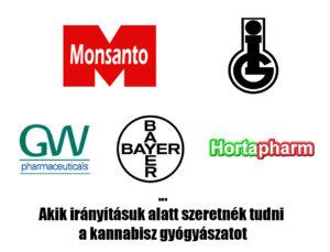 Monsanto cannabis - HUN