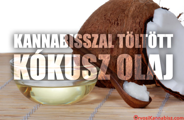 Cannabis infused Coconut oil - HUN